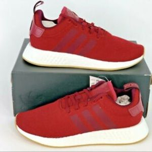 New in box blood red NMD women's 6.5 men's 5